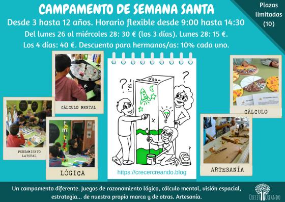 CAMPAMENTO DE SEMANA SANTA (1)